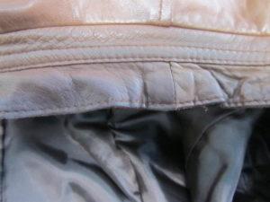 革のシミ・汚れ